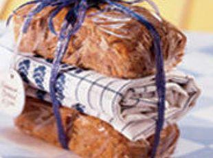 Mini Banana Bread Loaves