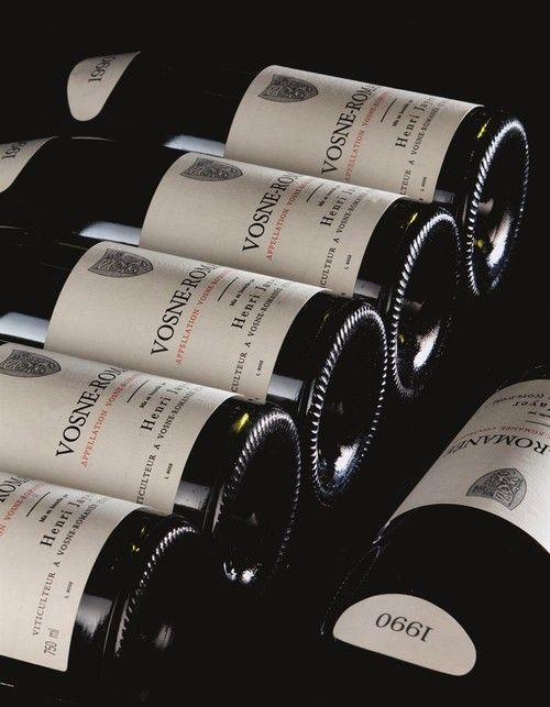 The World's 3rd Most Expensive Wine: Henri Jayer Cros Parantoux, Vosne-Romanee Premier Cru, France