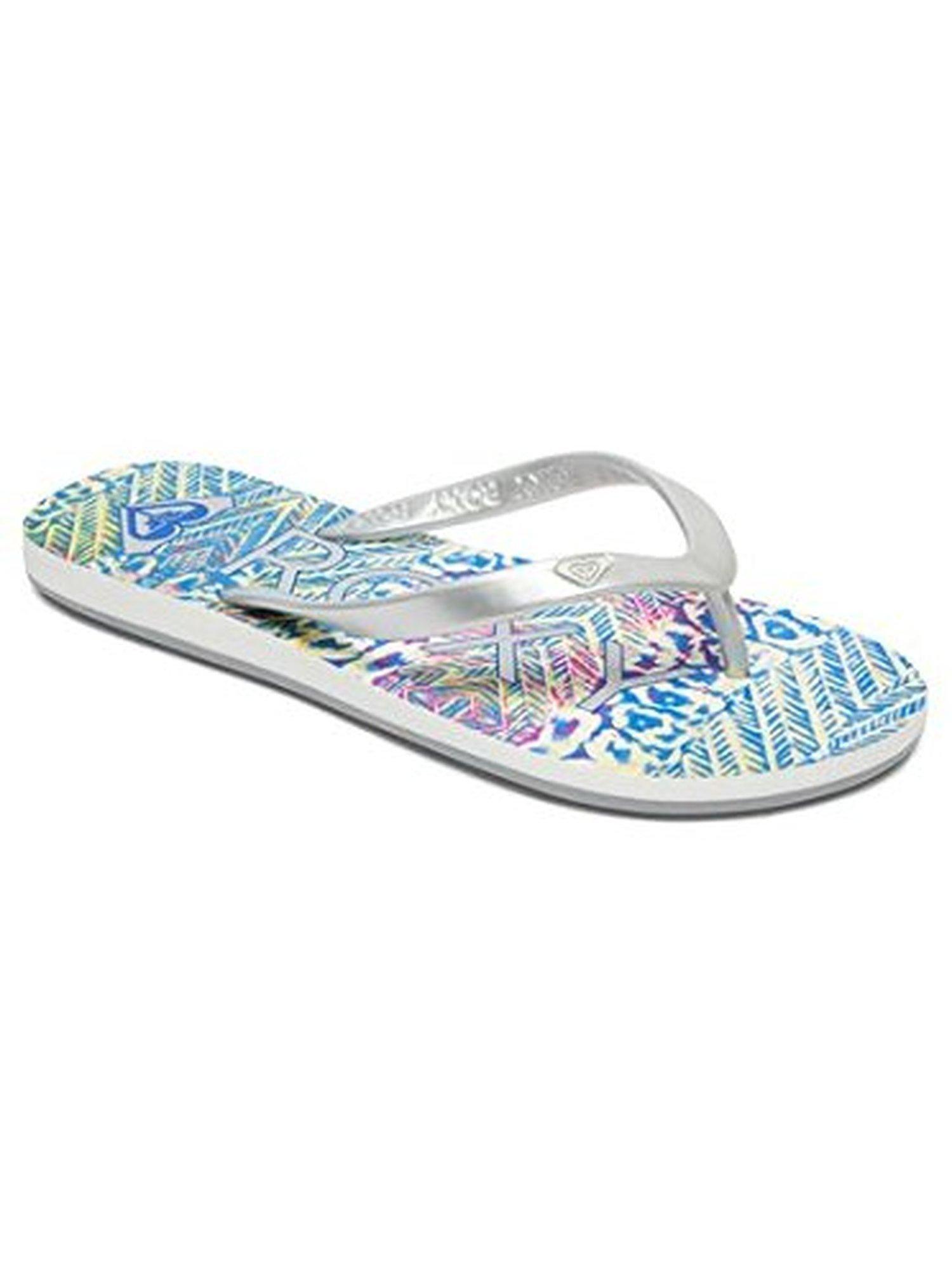 547af7249 Roxy Women s Tahiti V Flip Flops Flip Flop