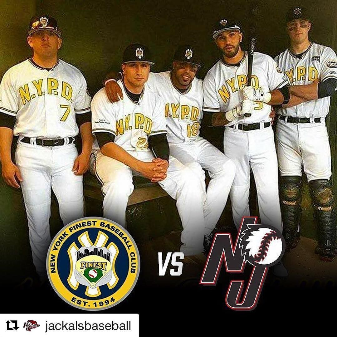 Repost New Jersey Jackals It S Almost Time For Jackals Baseball Join Us For A Special Exhibition Game Against The New Yo Baseball Baseball Team Yogi Berra