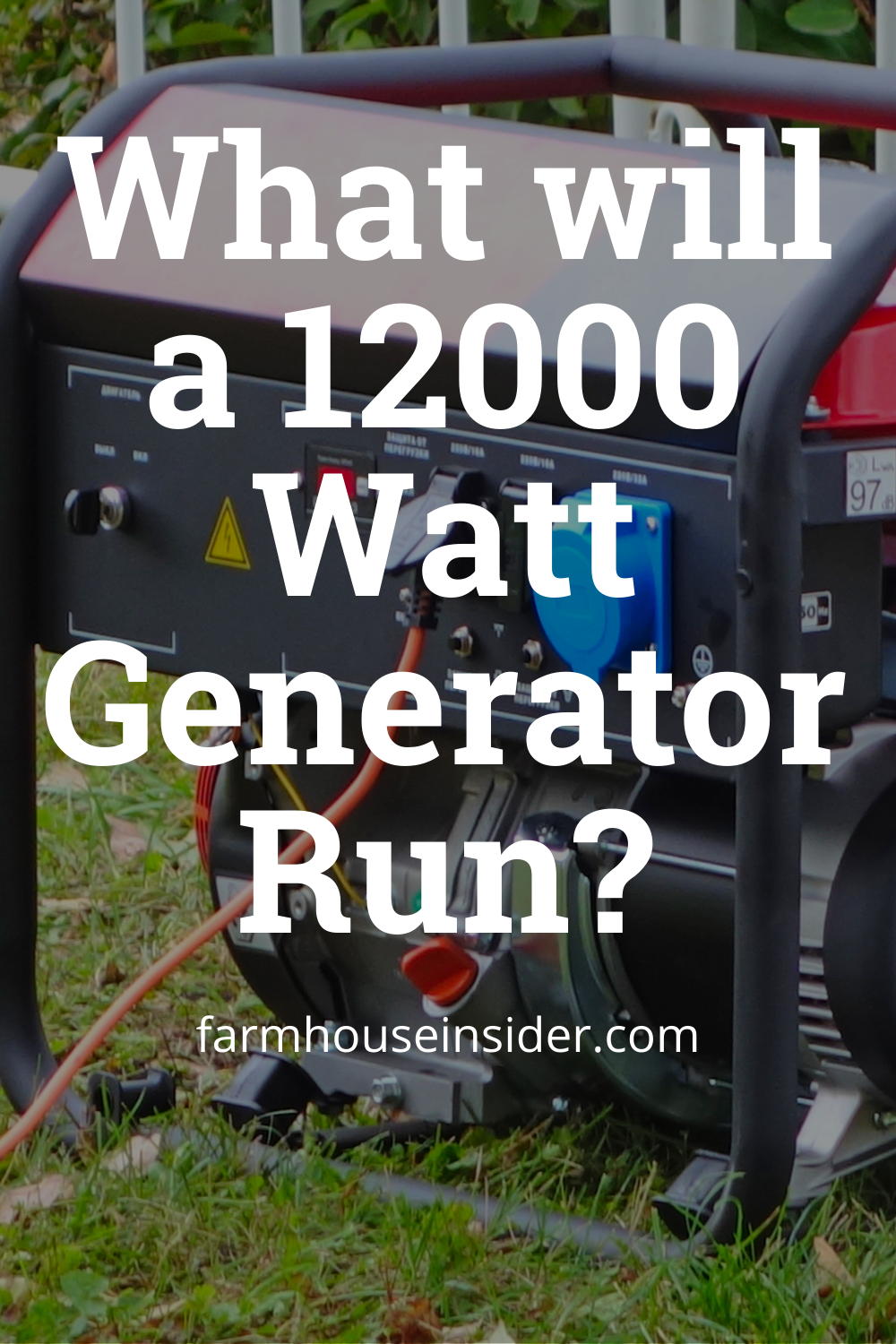 48++ Why does generator keep shutting off information