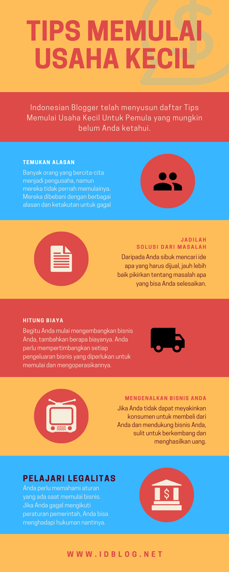 Tips Memulai Usaha Kecil Untuk Pemula Tips Pengusaha Belajar