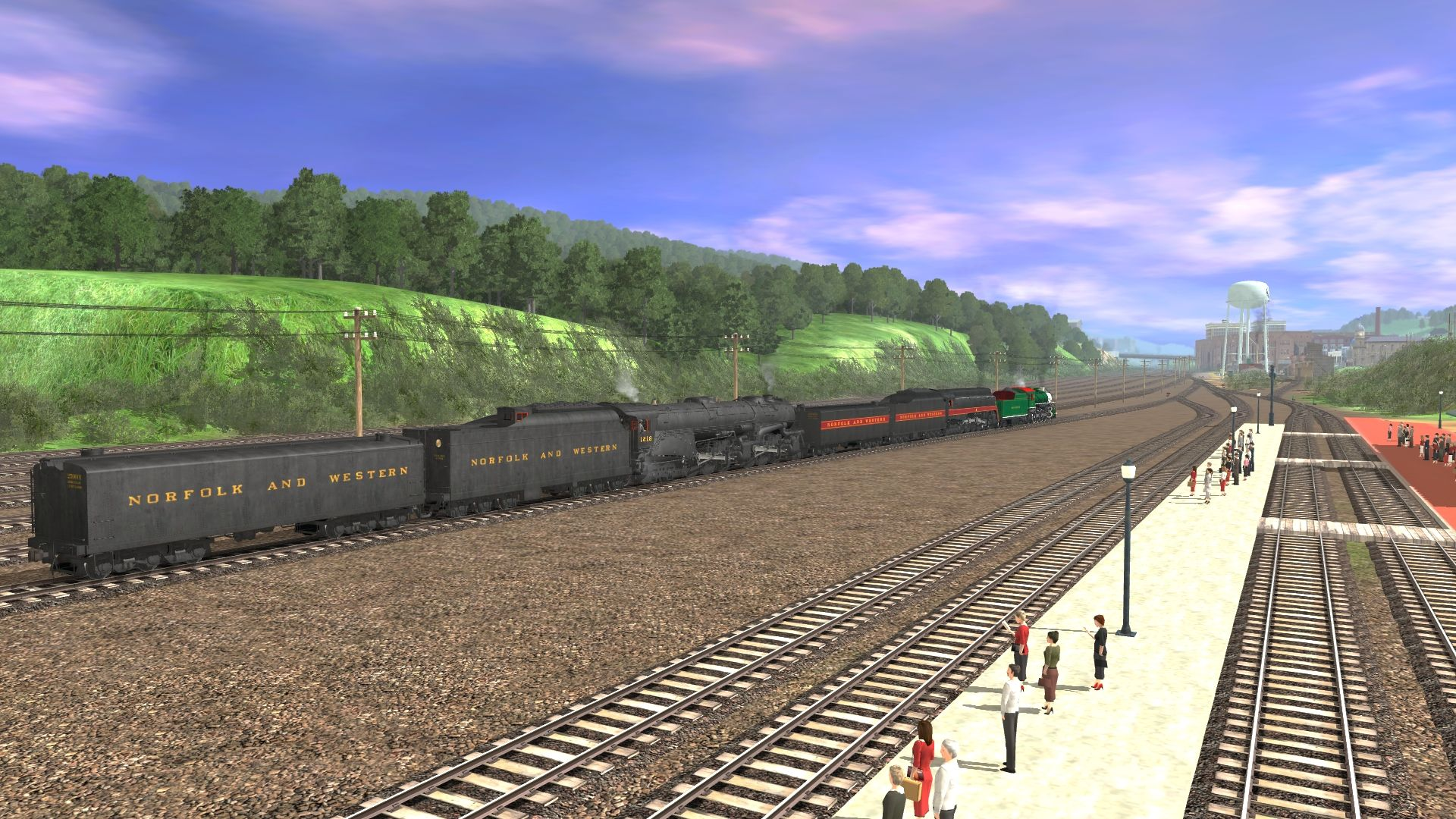 K&L Trainz - Southern 4501 Excursion Pack NOW AVAILABLE