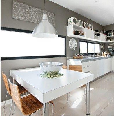 mesa cocina cocina comedor cocinas decoracion interior diario espacios pequeos decoracin hogar ventana mesas