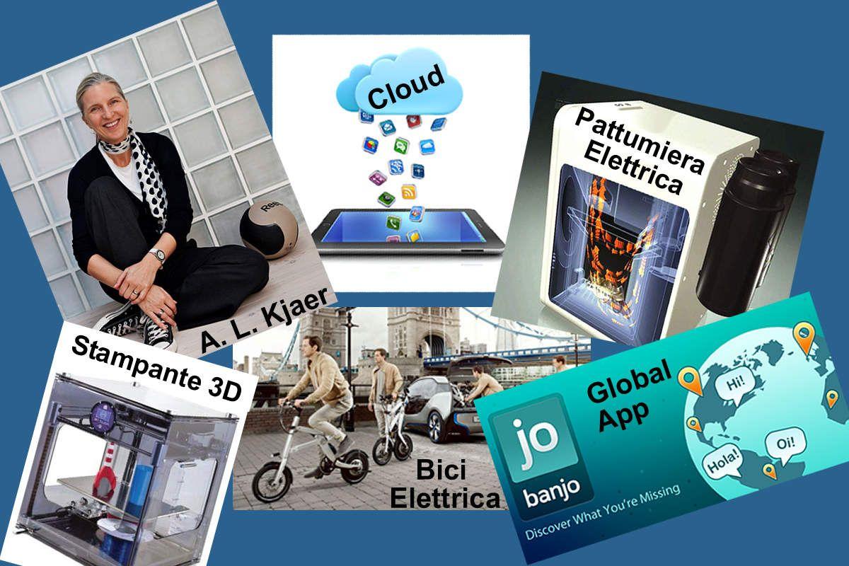 Quali saranno le tendenze per questo 2013? Secondo l'esperta di trend forecasting Anne Lise Kjaer, tre sono le parole chiave per l'anno appena iniziato: Smart, Green e Social.