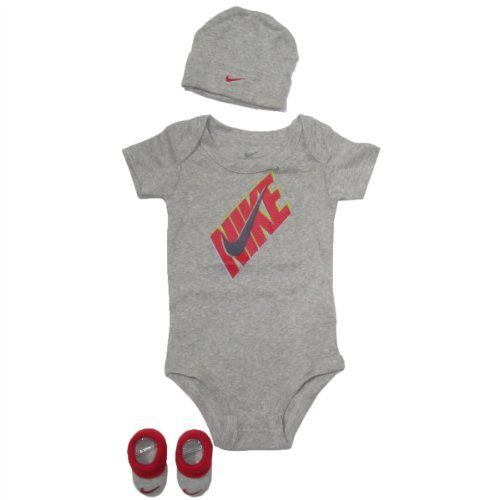 Nike Baby Swoosh Three Piece Set For Boys And Girls Http Www