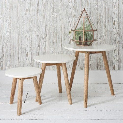 Bergen Oval Coffee Table: Image Result For Hudson Living Bergen Nest Of Tables In