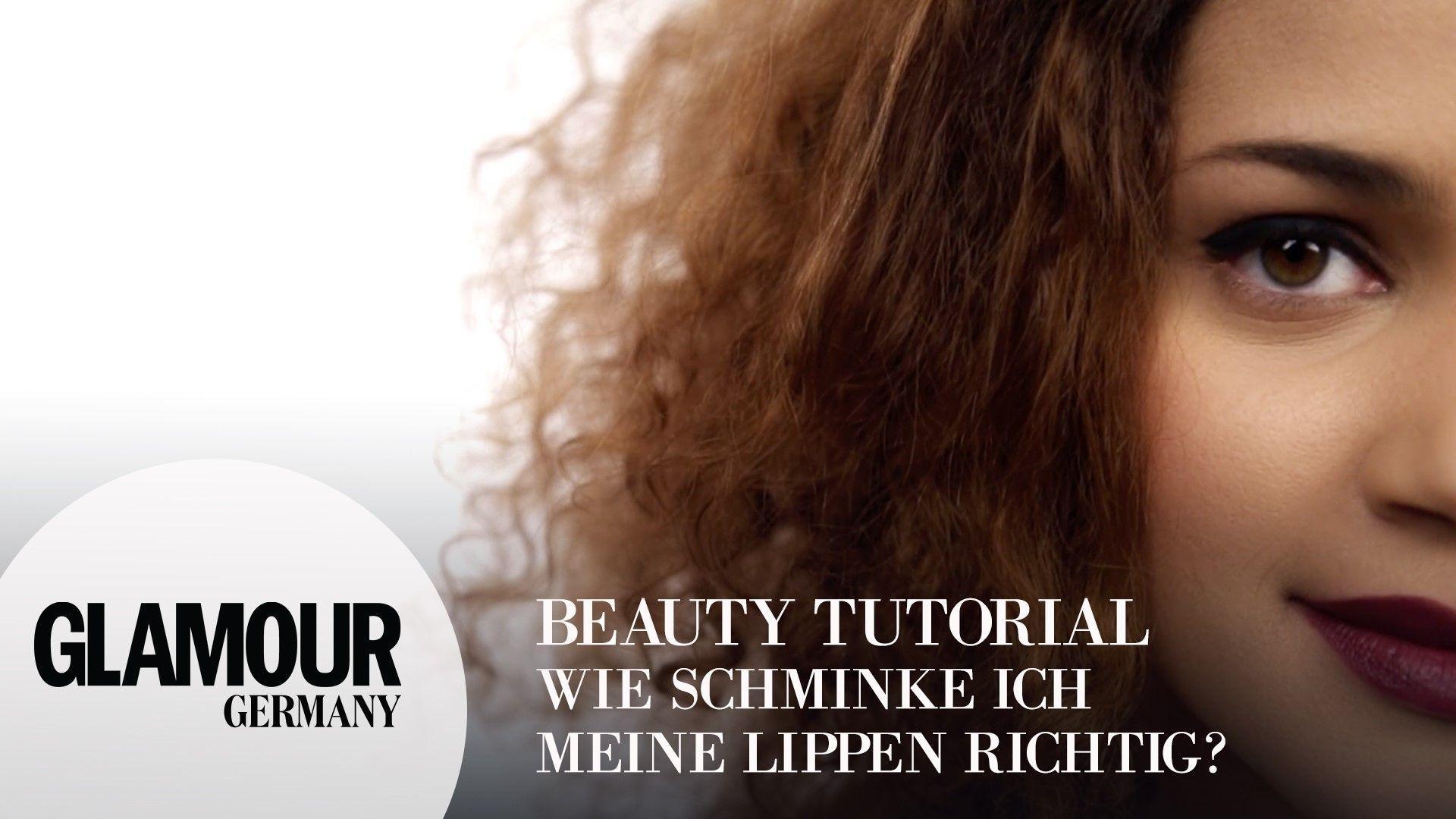 Beauty: trends and wellness –  Beauty tutorial: how do I make up my lips correct…