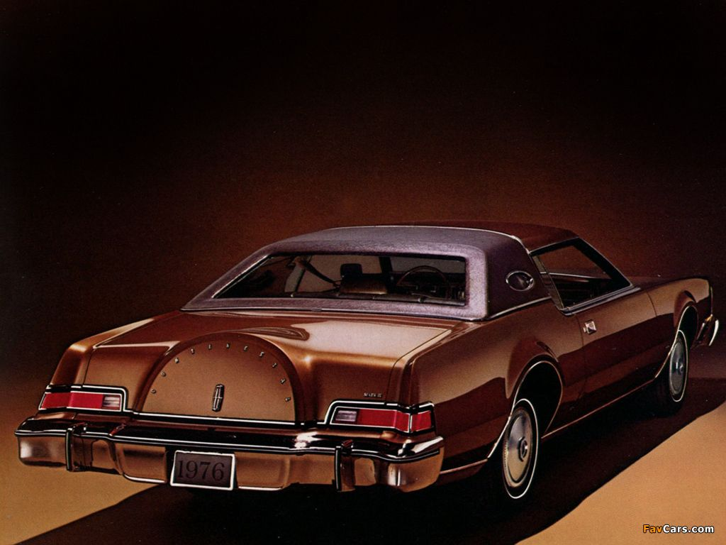 1976 lincoln continental mark iv continental mark. Black Bedroom Furniture Sets. Home Design Ideas