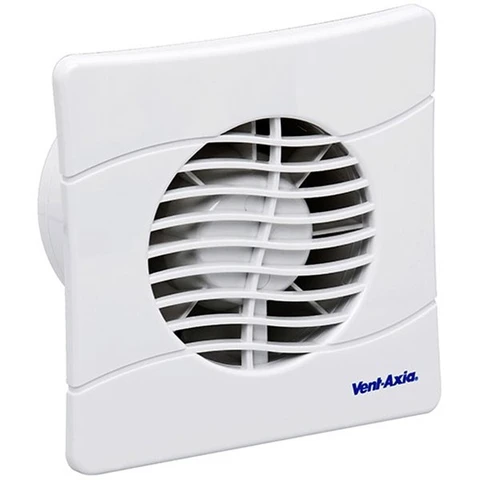Vent Axia Sil100 Extractor Fanwhite Extractor Fans Bathroom Extractor Fan Fans For Sale