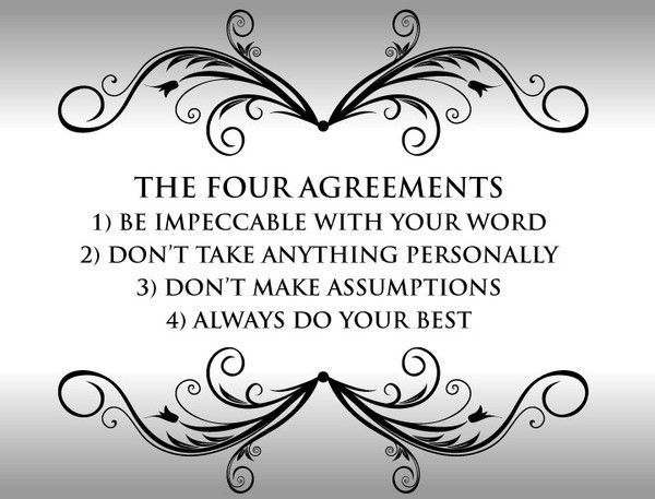 the four agreements online