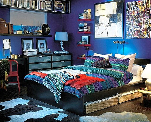 Rooms To Grow Funky And Sophisticated Designs For