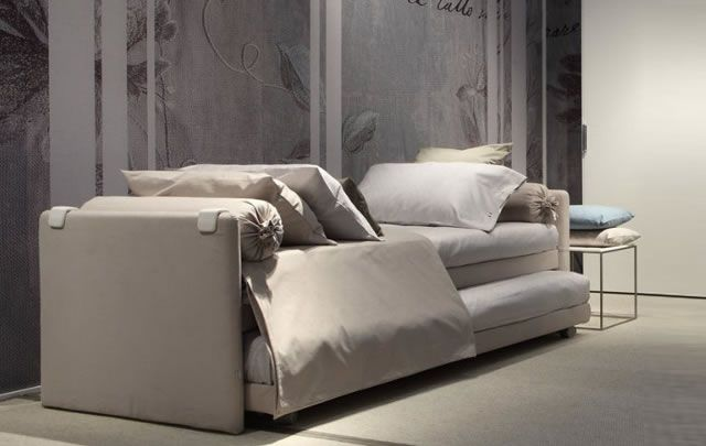 Bed Duetto Flou | ☆ Guest Bed ☆ | Pinterest | Dressing room ...