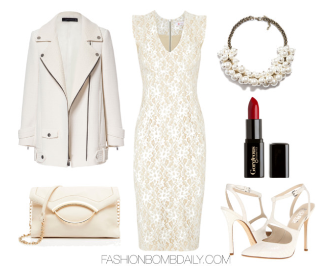Simple Weddings Random But Ok Spring 2013 Bridal Style Inspiration What To Wear A Courthouse