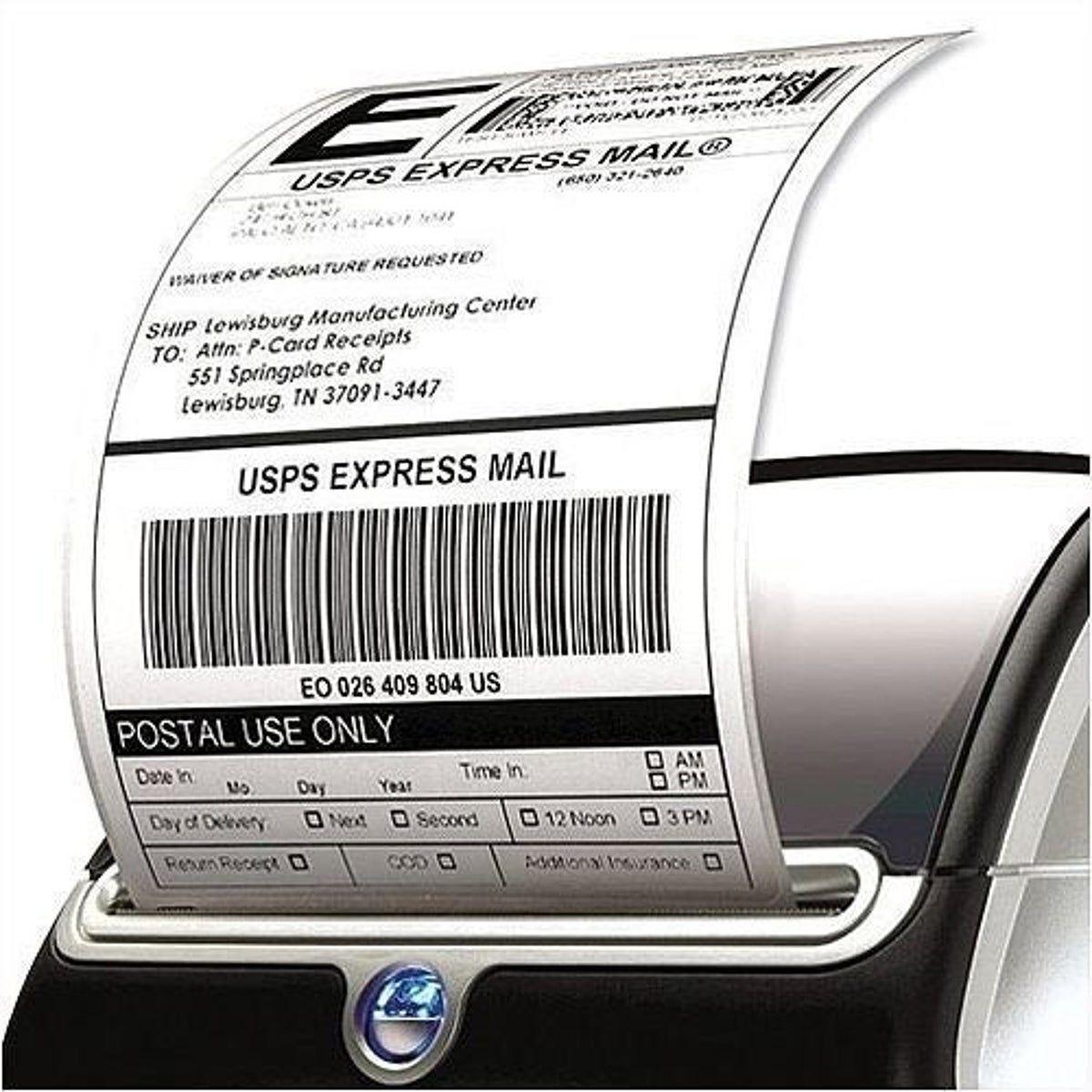 Dymo Label Printer Writer 4xl Thermal Label Printer Dymo Label Label Software