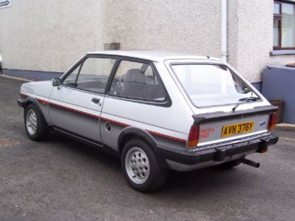Ford Fiesta Xr2 Ford Fiesta Ford Retro Cars