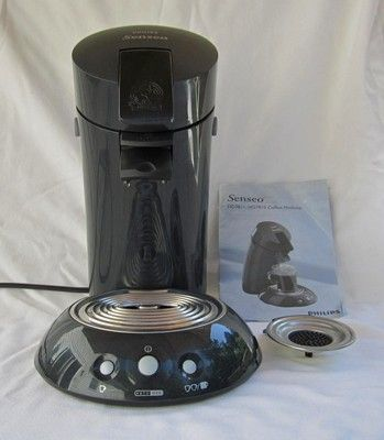 Philips Senseo Hd 7810 Coffee Maker With 1 And 2 Cup Pod Holders