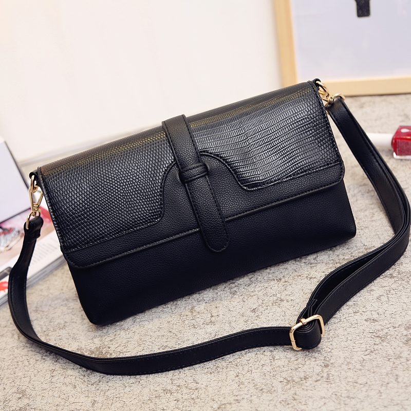 42.00$  Watch here - http://alirm2.shopchina.info/go.php?t=32797100804 - 2017 New Small Envelope Lady Shoulder Bag Soft PU Leather Women Handbags Simple Satchels Female Messenger Bag ElUnico 2703  #buychinaproducts