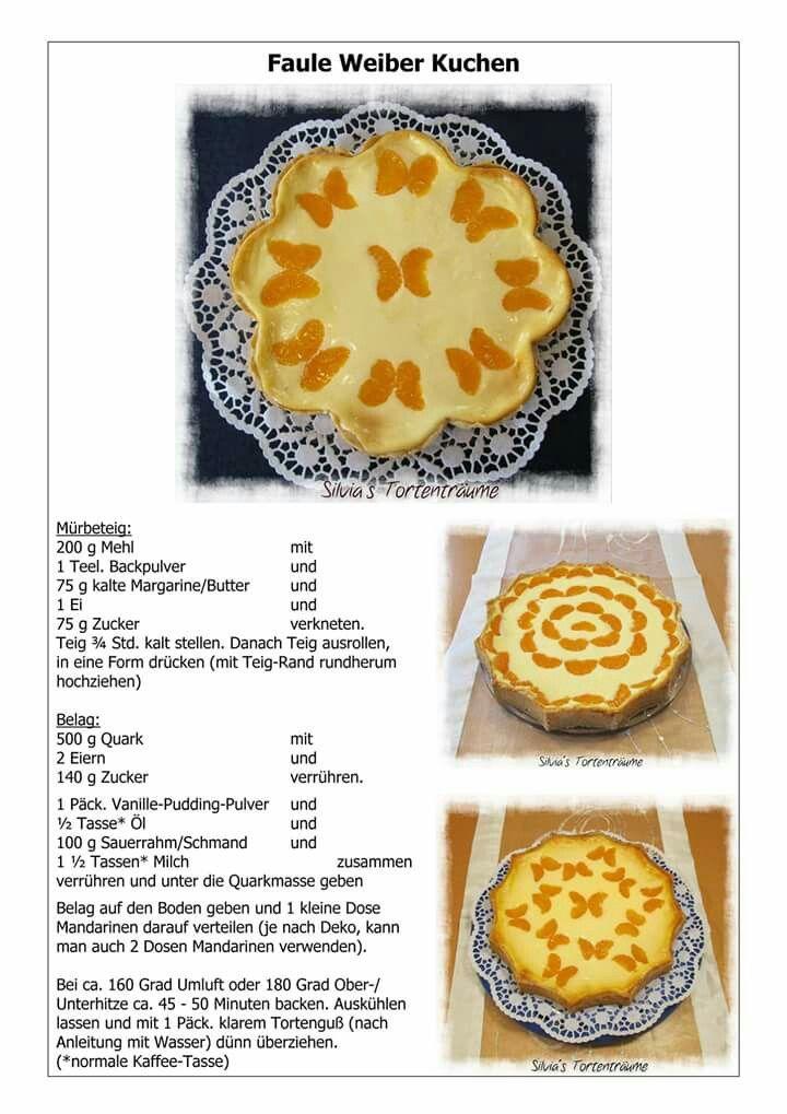 Pin Von Carina Emmelschuh Auf Obstkuchen Mit Bildern Kuchen Rezepte Backen
