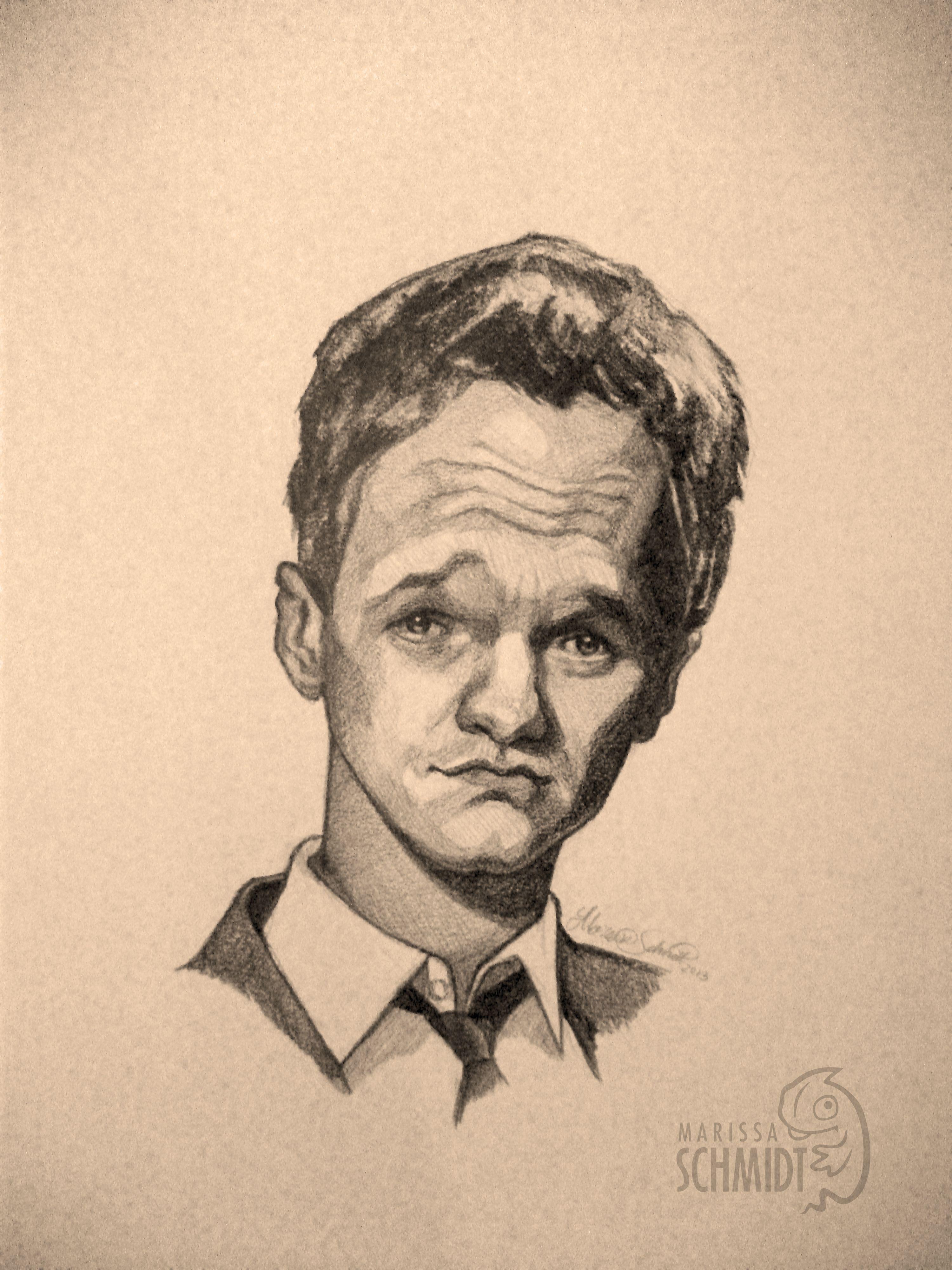 Barney Stinson How I Met Your Mother By Marissa Schmidt My Art