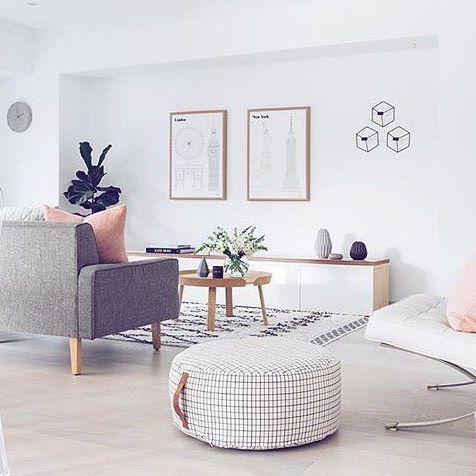 Would Be Nice If My Living Space Still Looked Like This But I Don T Know What I Would Do Witho Living Room Without Tv House And Home Magazine Home Decor Trends