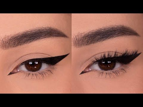 6 how to do winged eyeliner for dummies  in depth talk