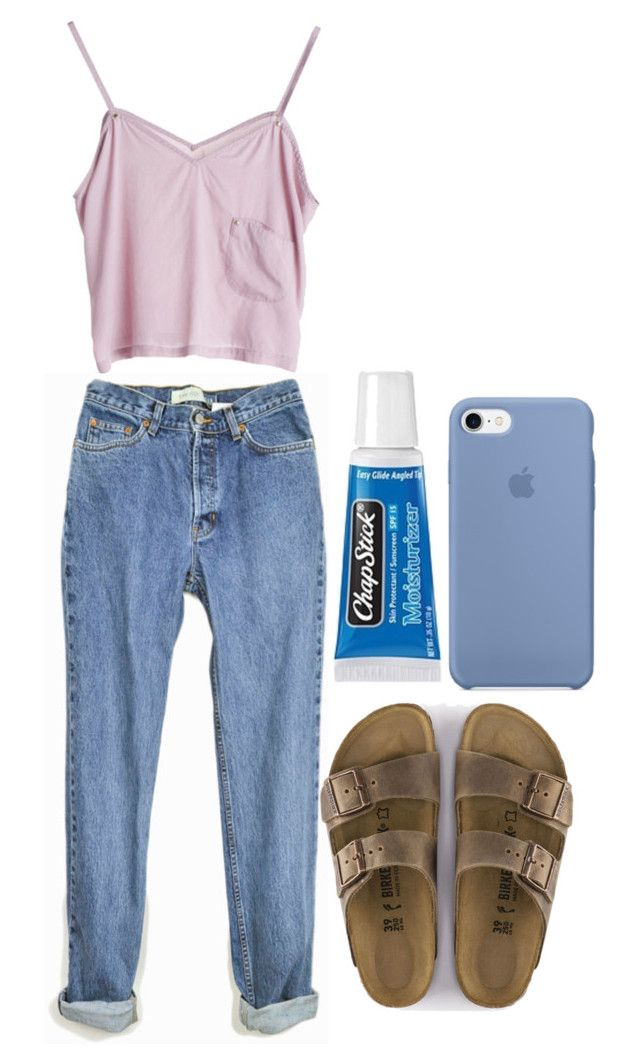 """""""Untitled #556"""" by kristinacason ❤ liked on Polyvore featuring Stine Goya and Chapstick"""