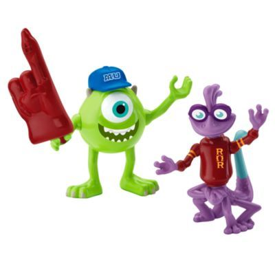 Imaginext® Disney•Pixar <I>Monsters University</I> Mike & Randy | BrandsImaginext | Fisher Price