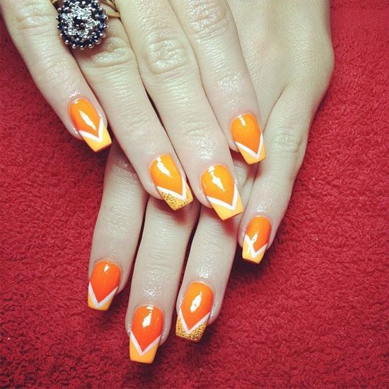 15 Cool Easy Summer Nail Designs Ideas For Girls 2013 1 Nail Art