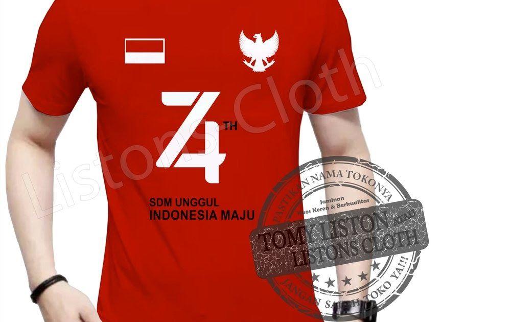 Paling Keren 30 Gambar Keren Indonesia Merdeka Kaos Hut Ri Ke 73 Tahun Merdeka Baju Dirgahayu Kemerdekaan Indonesia Merah Downl Di 2020 Gambar Cara Menggambar Kaos