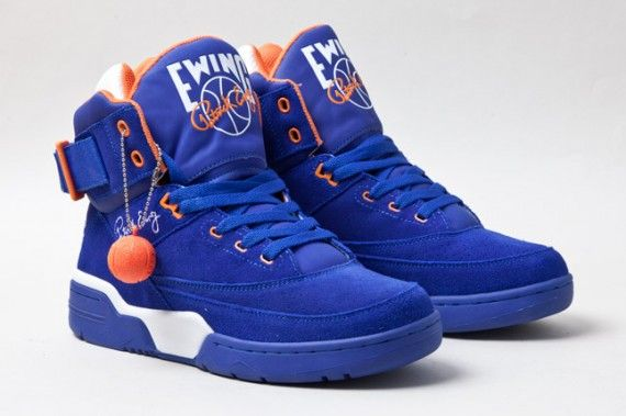 Ewing shoes, Hip hop sneakers