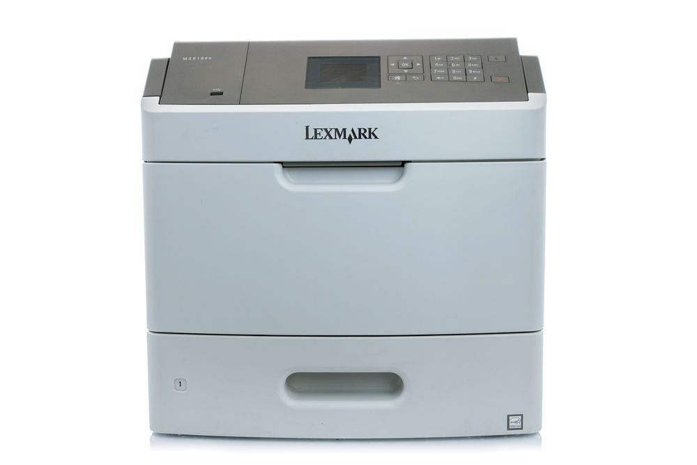 Lexmark MS810dn Printer Drivers for Windows XP