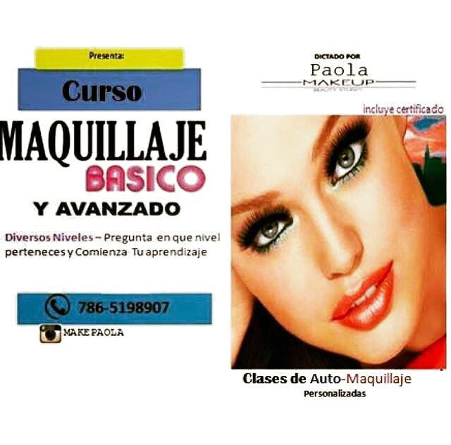 Photo of Cursos de maquillaje básicos y avanzados.
