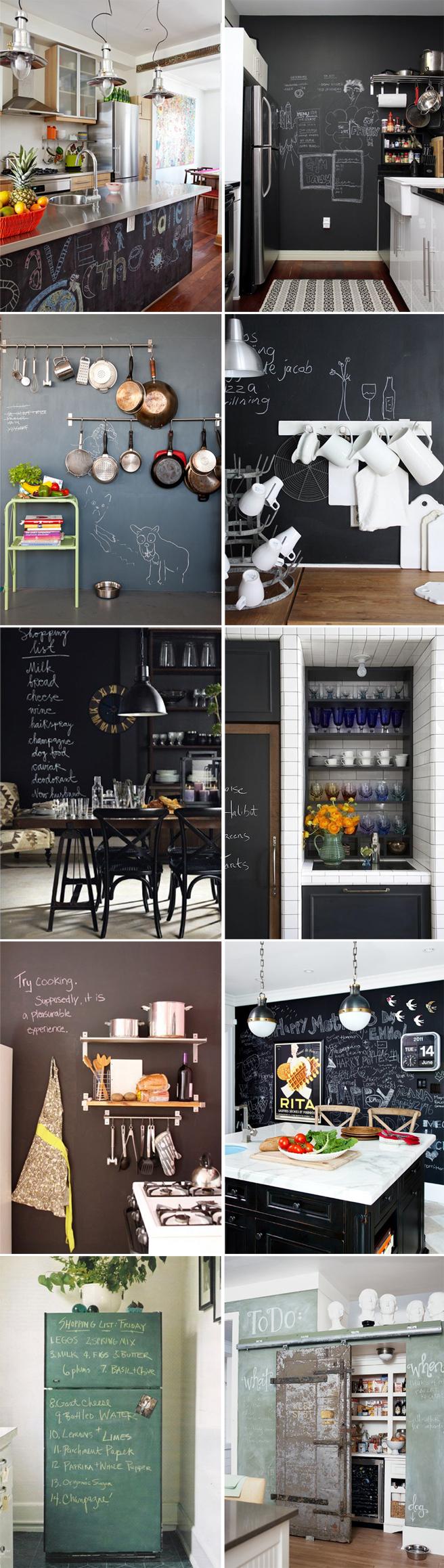 Coole Ideen mit Tafelfarbe! Praktisch und dekorativ :-) | Inside ...