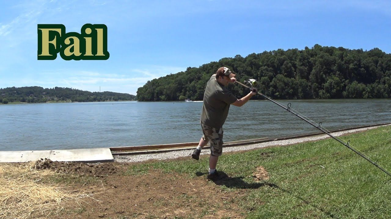 Distance Casting Fail It Cast Fishing Adventure Youtube Videos