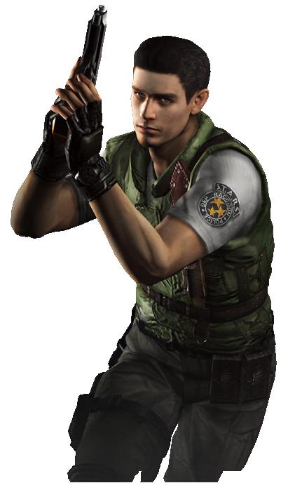 Chris Redfield Resident Evil Hd Render By Yukizm Resident Evil Resident Evil Game Resident Evil Franchise