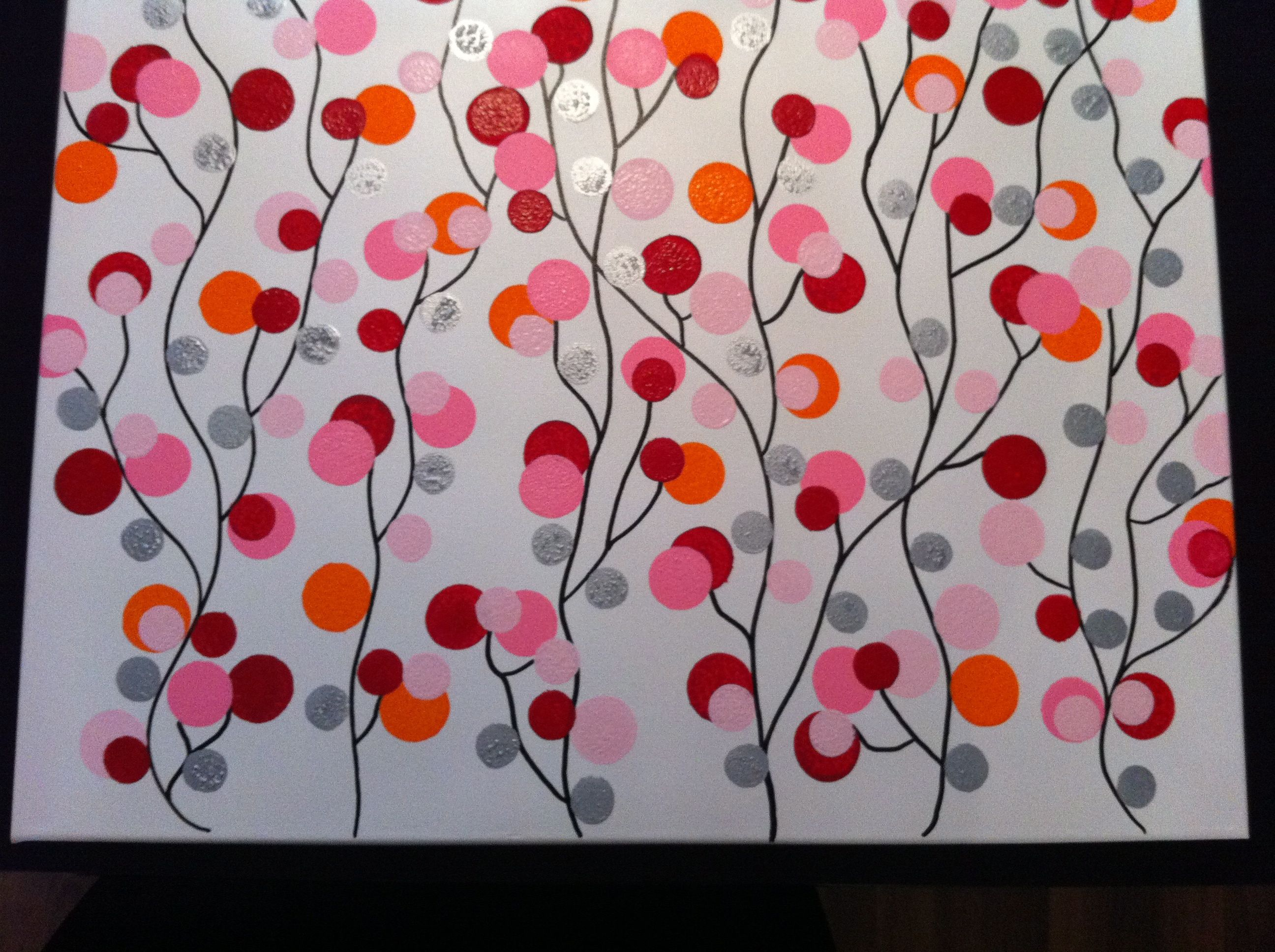 Simple canvas painting ideas paintings lucy my picky kid