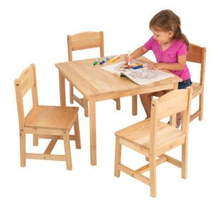 Childs Wooden Table And Chairs Set  sc 1 st  Pinterest & Childs Wooden Table And Chairs Set | http://dinhtrieu.info ...
