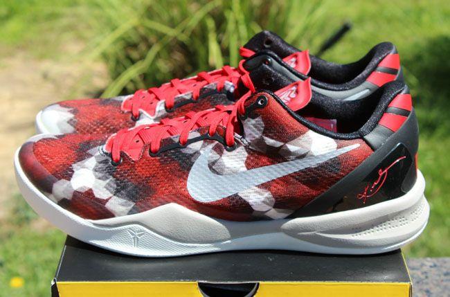 new arrival fa9c4 fd129 Nike Kobe 8  Milk Snake    Release Date
