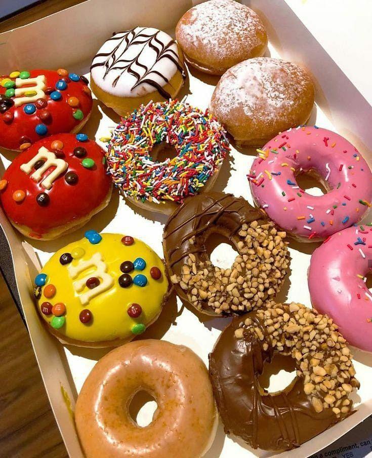 Curso de Donuts Gourmet! Clique na imagem e conheç