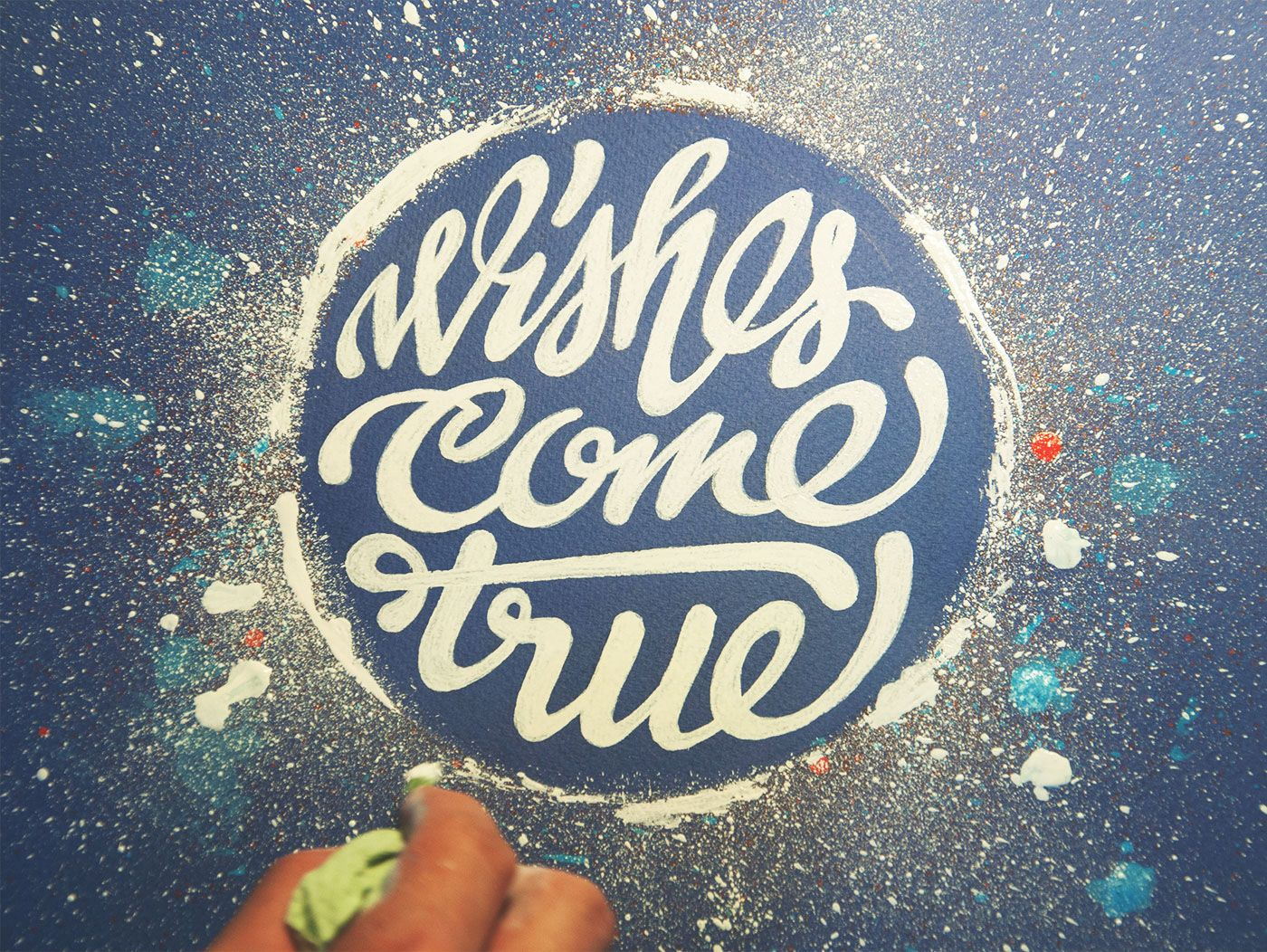 Wishes Come True on Behance