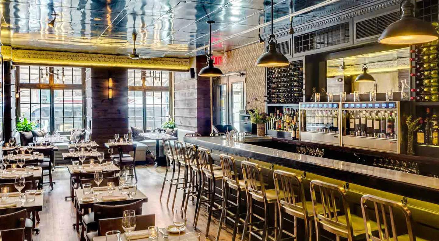 Malbec Wine Bar Restaurant Nyc Offers Modern Argentinian
