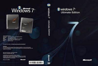 windows 7 ultimate скачать 32 bit