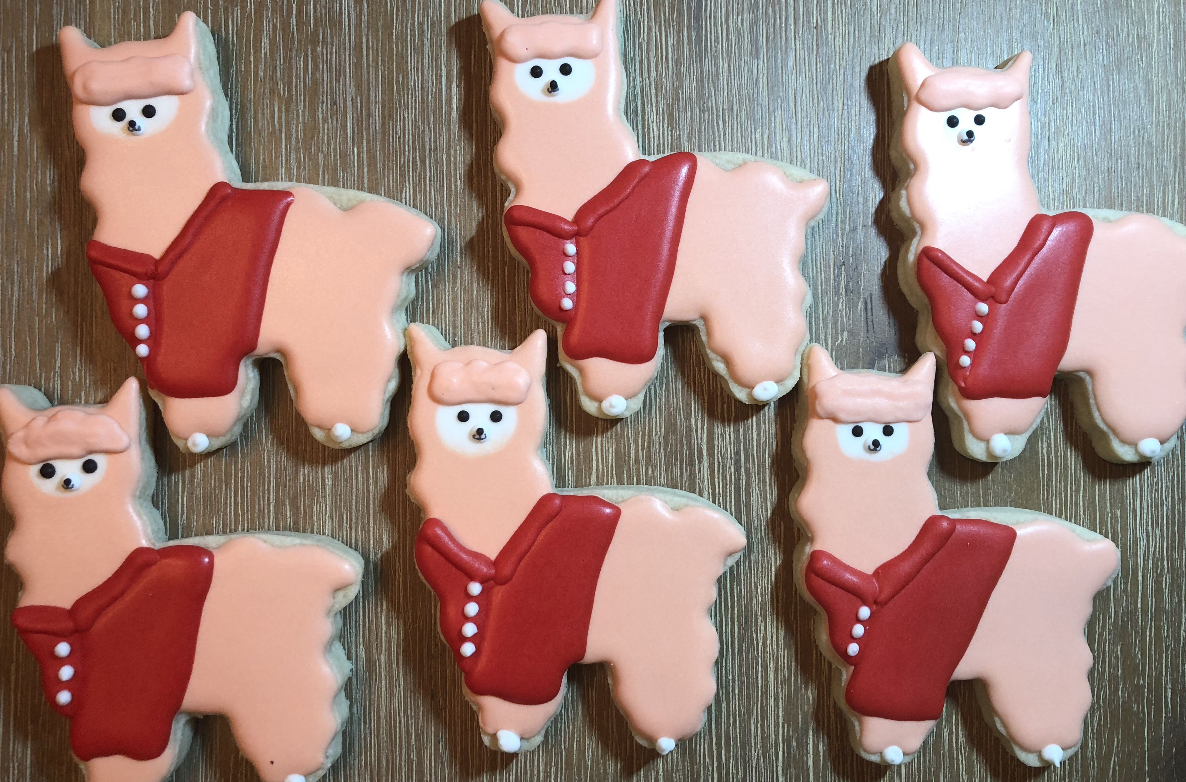 Llama Llama Red Pajama Cookies With Images