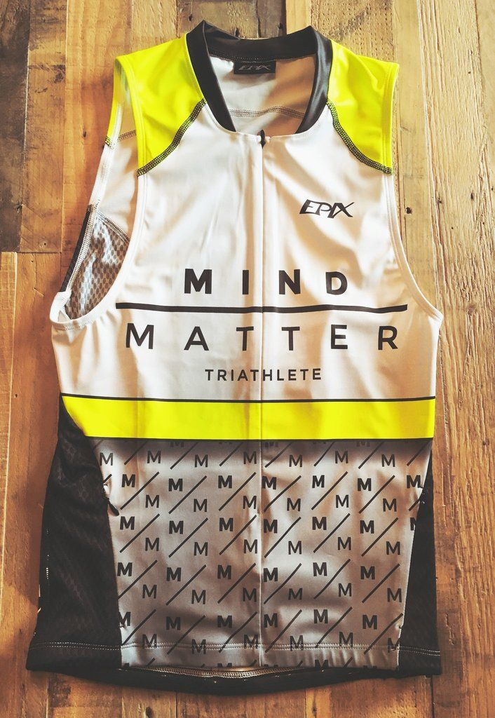 Mind/Matter Triathlete Kit Top