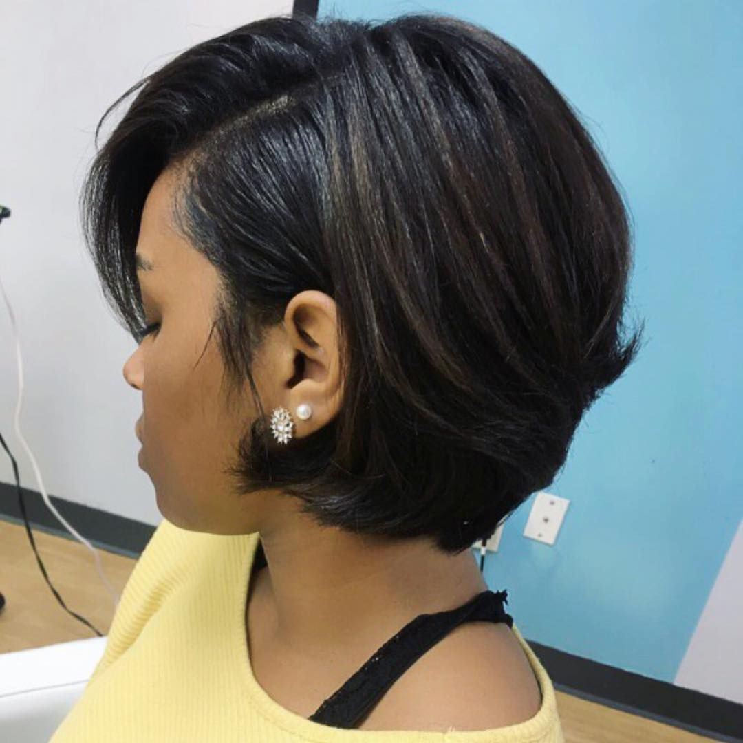 The Best Hair Style For Short Bob Black Hairs Bob Hairstyles 2020 Bob Sac Stilleri Dogal Sac Kisa Sac