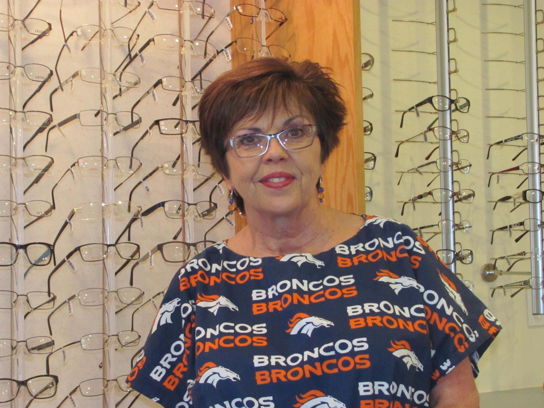 Nancy maldonado co manager for southern colorado eye