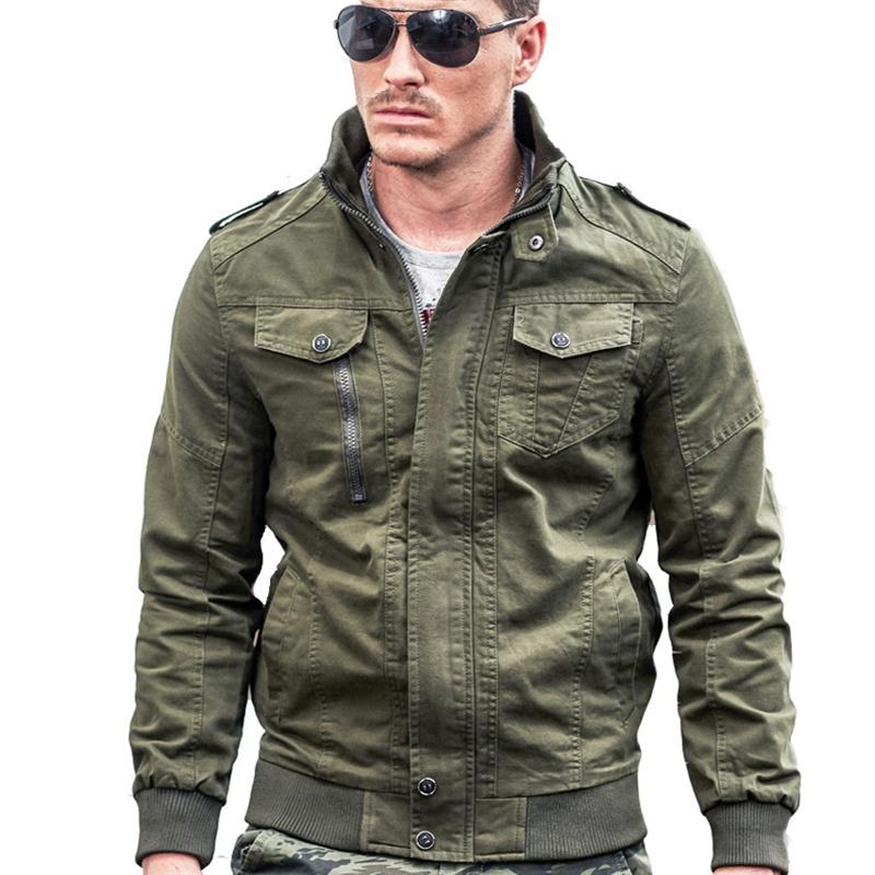 Epualet Tactical Military Cotton Xs 4xl Casual Work Jackets Banggood Mobile Mens Jackets Casual Jackets Men Fashion Mens Outfits