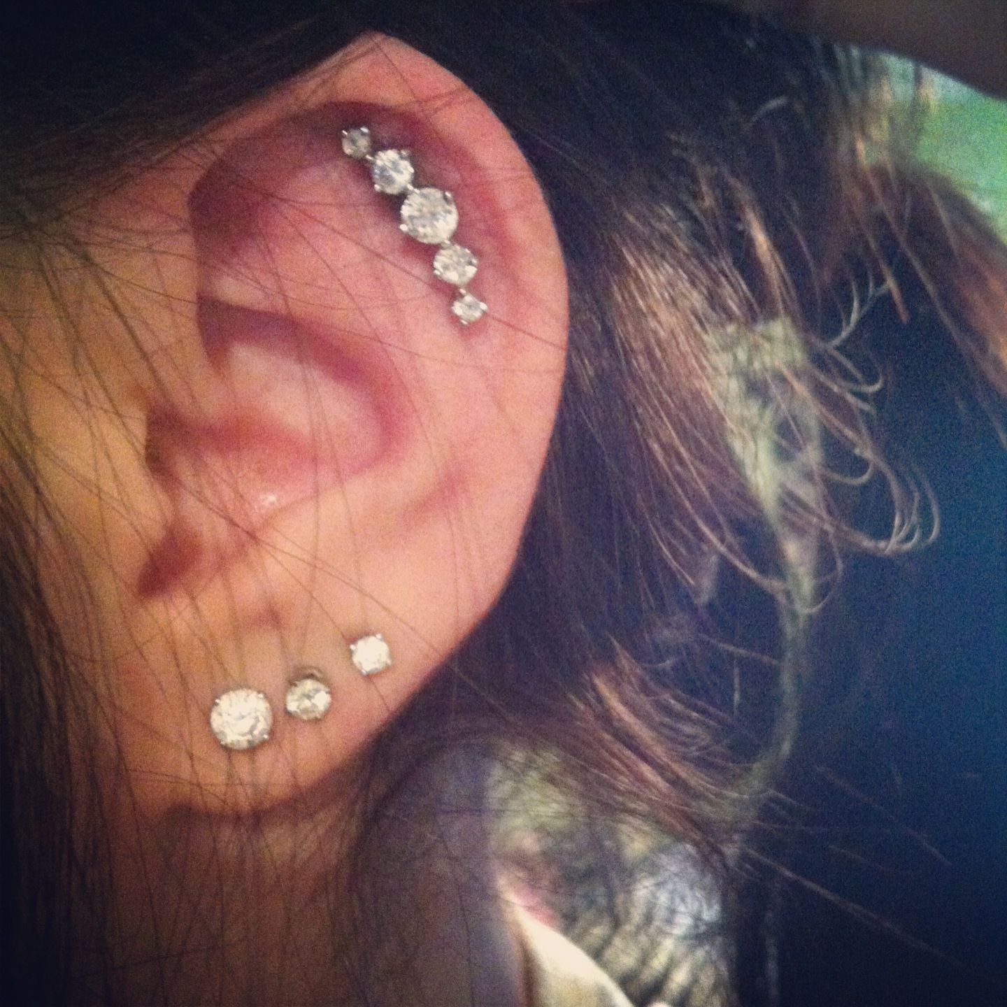 Super Cute Cartilage Earring