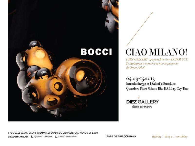 By Idecoreen El Marco De I Saloni Milano De Este Ano Bocci